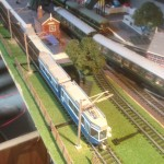 The Practice Manager and the Train Set