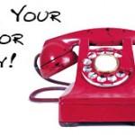 Are Telephone Consultations Ineffective?