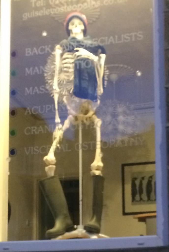 Do we want a skeleton service